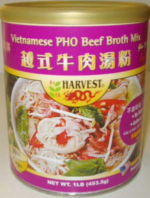 Pho Soup Mix by Harvest2000intl
